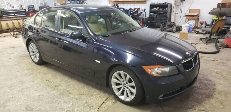 2007 BMW 3 Series for sale at Van Kalker Motors in Grand Rapids MI
