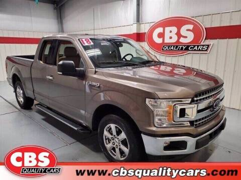 2018 Ford F-150 for sale at CBS Quality Cars in Durham NC