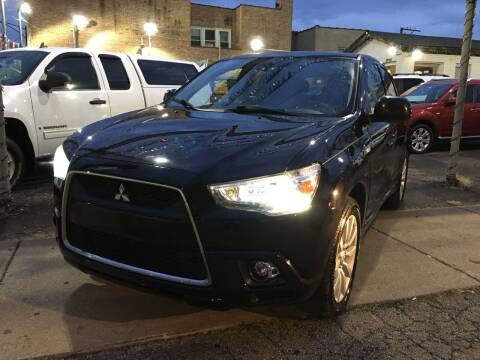 2011 Mitsubishi Outlander Sport for sale at Jeff Auto Sales INC in Chicago IL