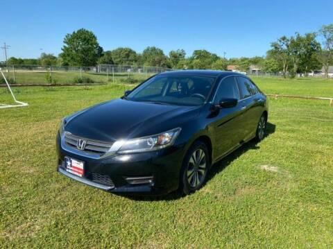 2013 Honda Accord for sale at LA PULGA DE AUTOS in Dallas TX