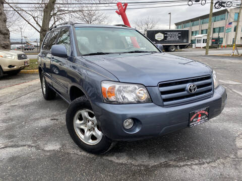 2007 Toyota Highlander for sale at JerseyMotorsInc.com in Teterboro NJ