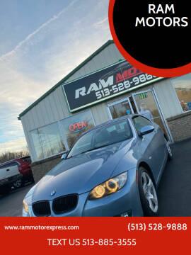 2009 BMW 3 Series for sale at RAM MOTORS in Cincinnati OH