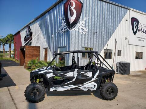 2018 Polaris Rzr S4 900 for sale at Barrett Bikes LLC in San Juan TX