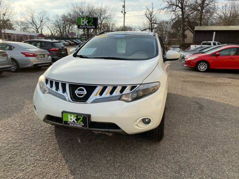 2009 Nissan Murano for sale at BK2 Auto Sales in Beloit WI