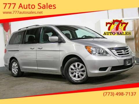 2010 Honda Odyssey for sale at 777 Auto Sales in Bedford Park IL