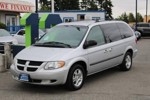 2002 Dodge Grand Caravan for sale at BAYSIDE AUTO SALES in Everett WA
