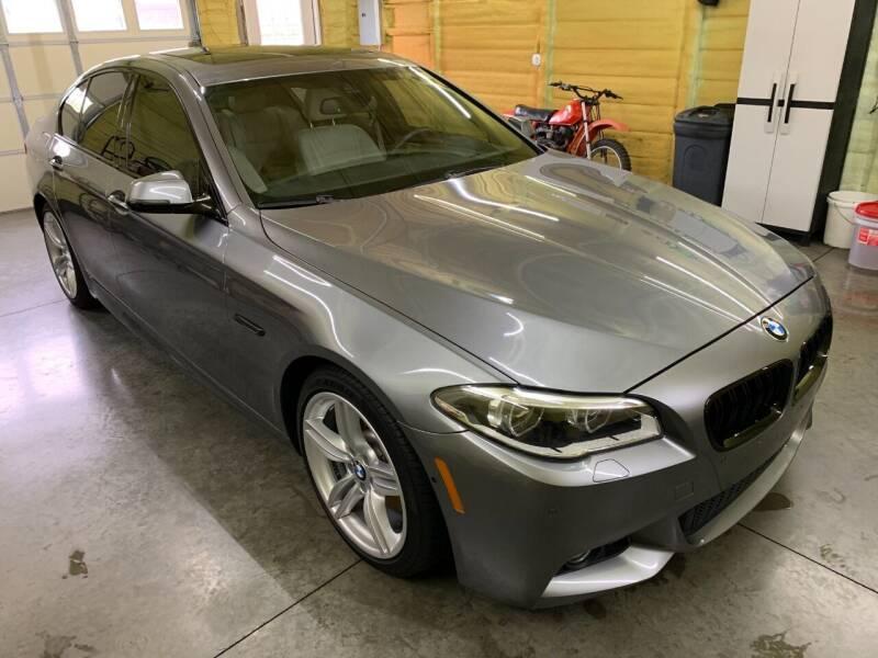 2016 BMW 5 Series for sale at Hillside Motors in Jamestown KY