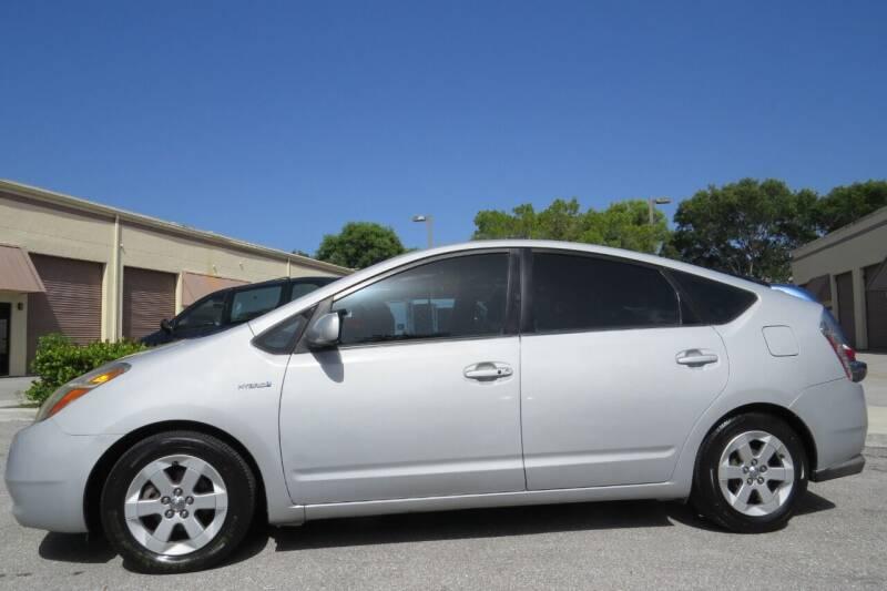 2008 Toyota Prius for sale at Love's Auto Group in Boynton Beach FL