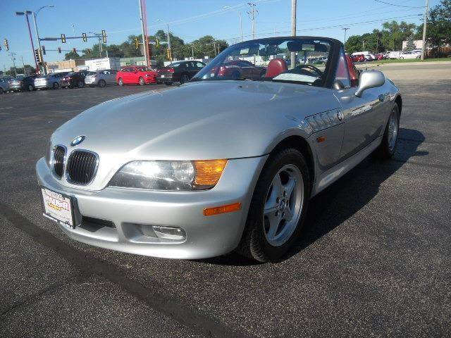 1997 BMW Z3 for sale at Windsor Auto Sales in Loves Park IL