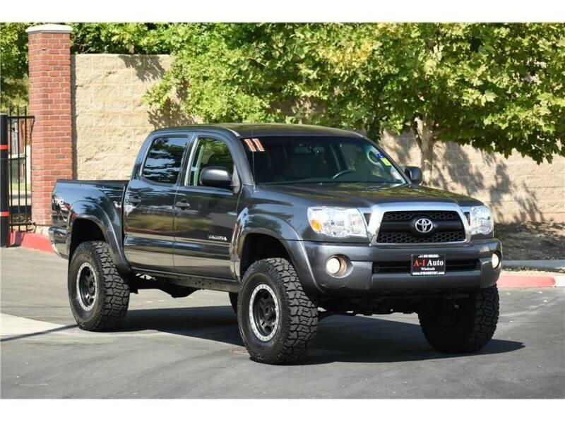 2011 Toyota Tacoma for sale at A-1 Auto Wholesale in Sacramento CA