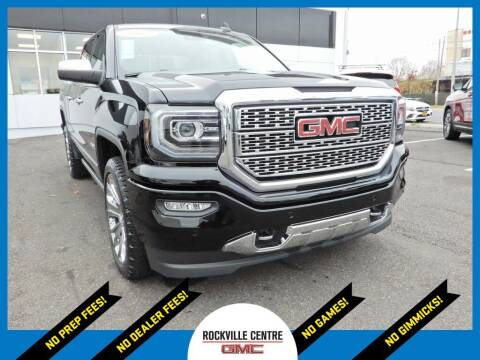 2017 GMC Sierra 1500 for sale at Rockville Centre GMC in Rockville Centre NY