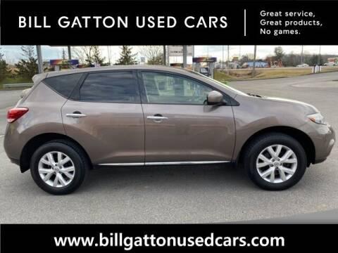 2014 Nissan Murano for sale at Bill Gatton Used Cars in Johnson City TN