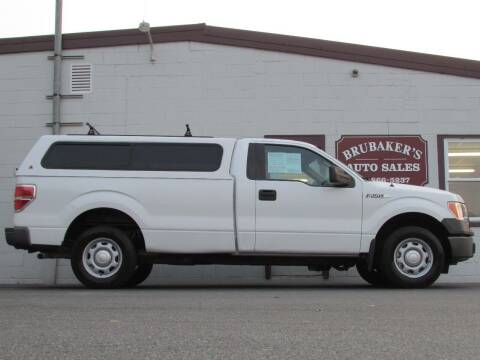 2014 Ford F-150 for sale at Brubakers Auto Sales in Myerstown PA