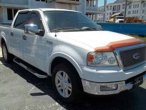 2004 Ford F-150 for sale at PJ's Auto World Inc in Clearwater FL