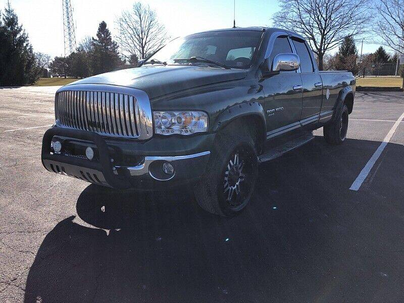 2002 Dodge Ram Pickup 1500 for sale at CItywide Auto Credit in Oregon OH