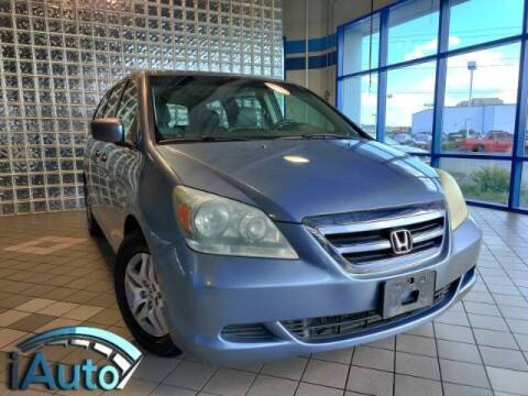 2006 Honda Odyssey for sale at iAuto in Cincinnati OH