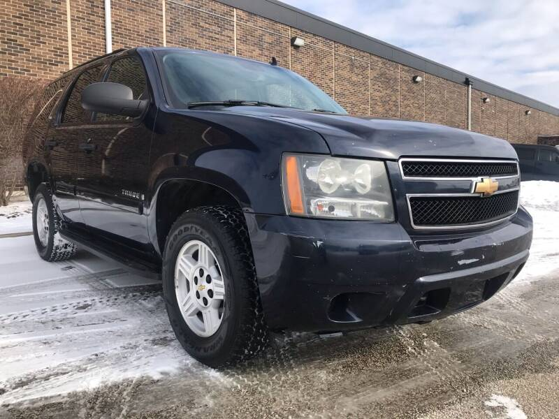 2007 Chevrolet Tahoe for sale at Classic Motor Group in Cleveland OH