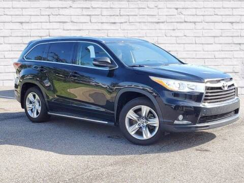 2016 Toyota Highlander for sale at Contemporary Auto in Tuscaloosa AL
