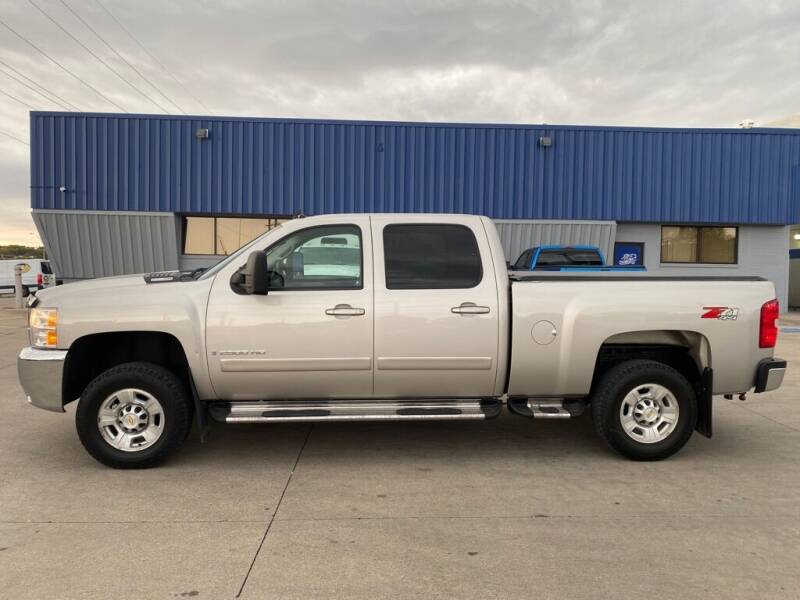 2008 Chevrolet Silverado 2500HD for sale at HATCHER MOBILE SERVICES & SALES in Omaha NE