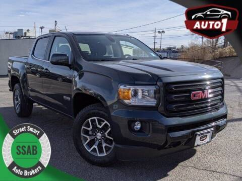 2018 GMC Canyon for sale at Street Smart Auto Brokers in Colorado Springs CO