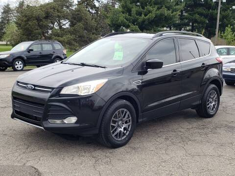2015 Ford Escape for sale at Thompson Motors in Lapeer MI