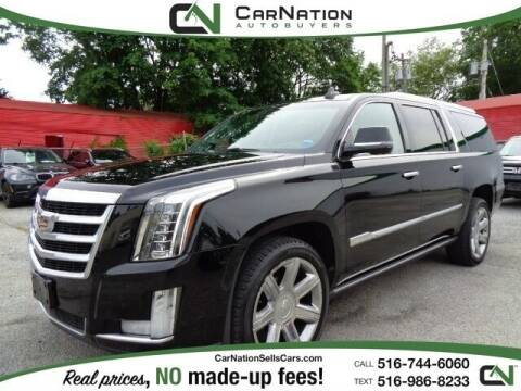2015 Cadillac Escalade ESV for sale at CarNation AUTOBUYERS Inc. in Rockville Centre NY