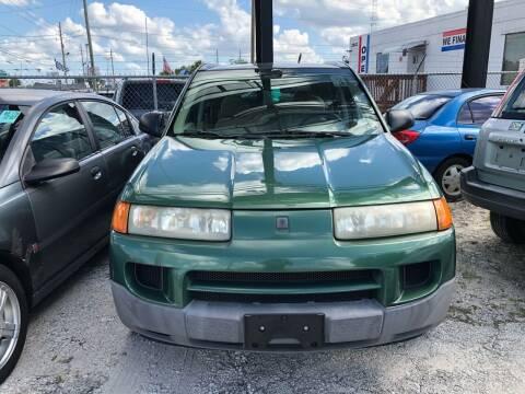 2003 Saturn Vue for sale at Mego Motors in Orlando FL