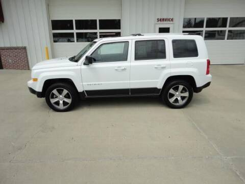 2017 Jeep Patriot for sale at Quality Motors Inc in Vermillion SD