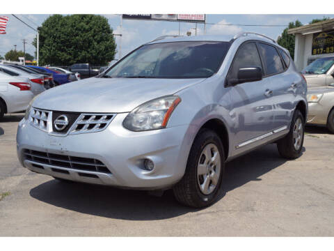 2015 Nissan Rogue Select for sale at Monthly Auto Sales in Fort Worth TX