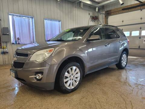 2011 Chevrolet Equinox for sale at Sand's Auto Sales in Cambridge MN