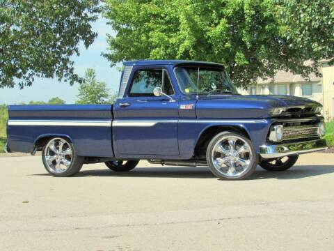 1965 Chevrolet C/K 10 Series for sale at KC Classic Cars in Kansas City MO