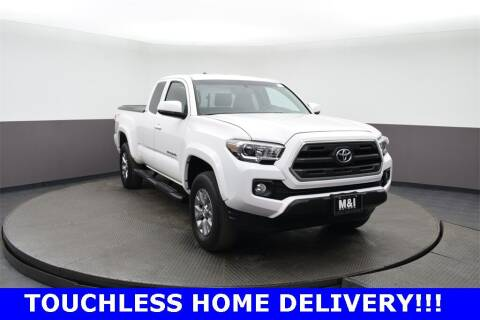 2017 Toyota Tacoma for sale at M & I Imports in Highland Park IL