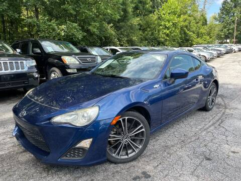 2013 Scion FR-S for sale at Car Online in Roswell GA