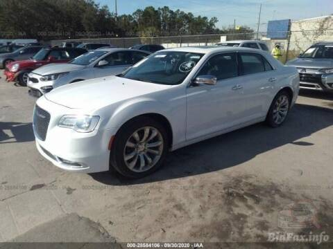 2020 Chrysler 300 for sale at Eyler Auto Center Inc. in Rushville IL