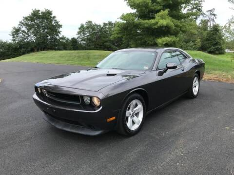 2013 Dodge Challenger for sale at SEIZED LUXURY VEHICLES LLC in Sterling VA