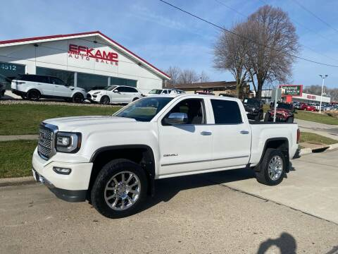 2017 GMC Sierra 1500 for sale at Efkamp Auto Sales LLC in Des Moines IA