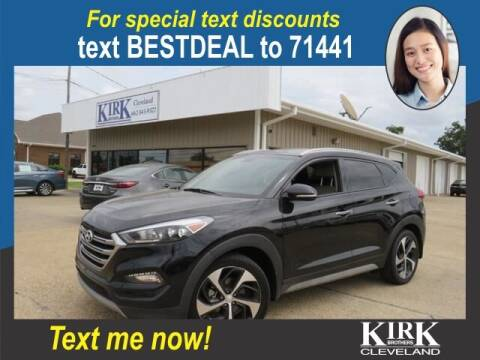2018 Hyundai Tucson for sale at Kirk Brothers of Cleveland in Cleveland MS