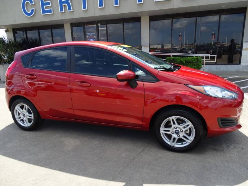 2019 Ford Fiesta for sale in Pasadena, TX