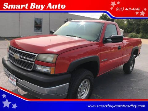 2005 Chevrolet Silverado 2500HD for sale at Smart Buy Auto in Bradley IL