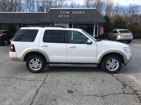 2010 Ford Explorer for sale at STAN EGAN'S AUTO WORLD, INC. in Greer SC