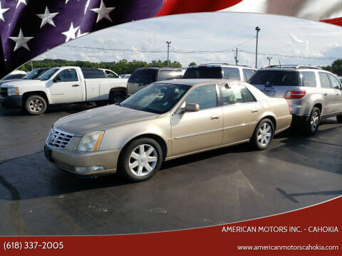 2006 Cadillac DTS for sale at American Motors Inc. - Cahokia in Cahokia IL
