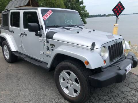 2007 Jeep Wrangler Unlimited for sale at Affordable Autos at the Lake in Denver NC