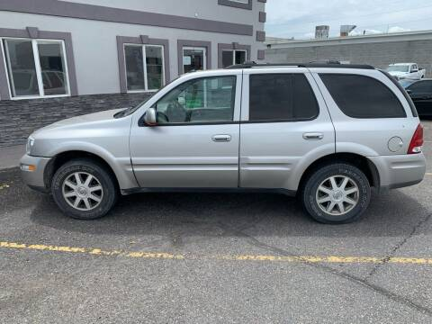 2004 Buick Rainier for sale at ALOTTA AUTO in Rexburg ID