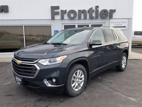 2018 Chevrolet Traverse for sale at Frontier Motors Automotive, Inc. in Winner SD