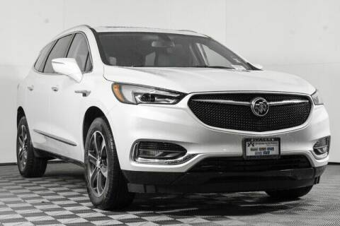 2020 Buick Enclave for sale at Washington Auto Credit in Puyallup WA