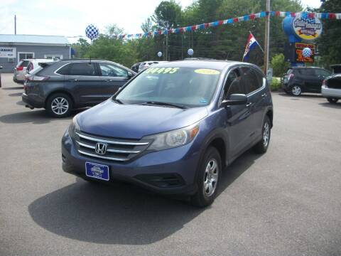 2013 Honda CR-V for sale at Auto Images Auto Sales LLC in Rochester NH