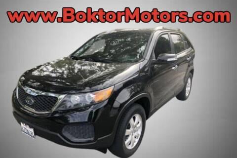 2013 Kia Sorento for sale at Boktor Motors in North Hollywood CA