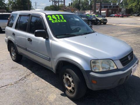 1998 Honda CR-V for sale at Klein on Vine in Cincinnati OH