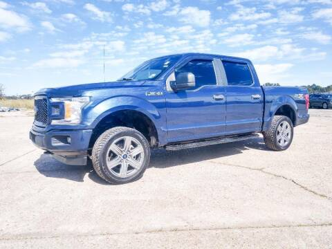 2018 Ford F-150 for sale at Courtesy Value Pre-Owned I-49 in Lafayette LA