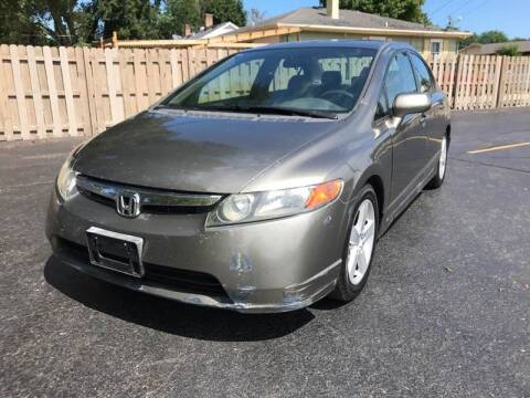 2006 Honda Civic for sale at Petite Auto Sales in Kenosha WI